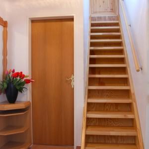Treppe zum Elternschlafzimmer