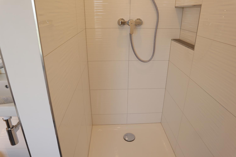 große Dusche, 90 x 120 cm